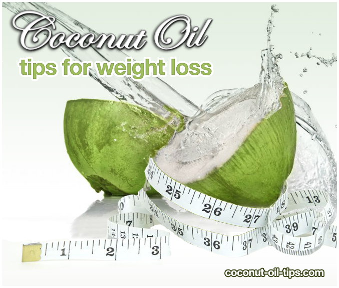 12 Essential Coconut Oil Weight Loss Tips