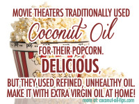 Coconut Oil Popcorn Recipe - How to Make Coconut Oil Popcorn