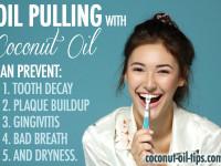 Coconut Oil Pulling